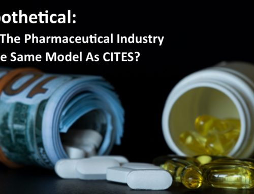 A Hypothetical – What If The Pharmaceutical Industry Used The Same Model As CITES?